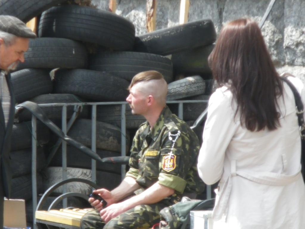 Esclusivo da Kiev. Russia-Ucraina, fumo e bugie