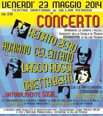 Mali concerto