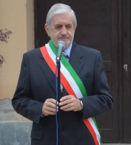 Il sindaco di Osasco Adriano Miglio
