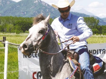 Il 4 maggio scorso la seconda tappa del Campionato Regionale di Gimkana al circolo Crocera Horse