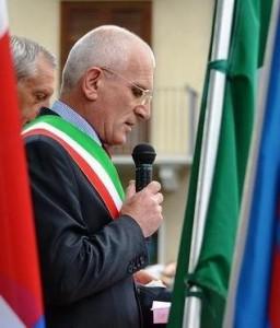 Il sindaco di Vigone Claudio Restagno