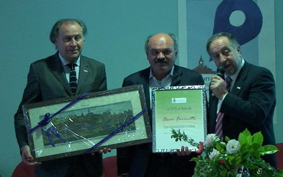 Pinerolo. Oscar Farinetti ospite al Prever per la prima Giornata del Turismo del Pinerolese
