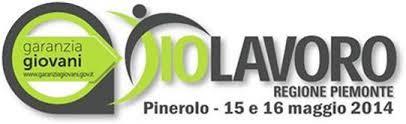 IOLAVORO e Garanzia Giovani a Pinerolo il 15 e 16 maggio
