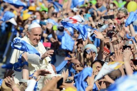 A scuola con Papa Francesco