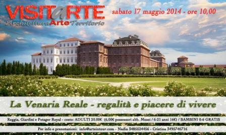 I prossimi appuntamenti di VISITARTE- Guide Torino