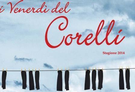 """Pinerolo. """"I Venerdì del Corelli"""""""