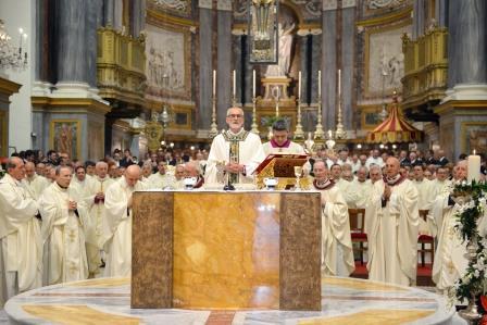 Vercelli accoglie il nuovo arcivescovo Marco Arnolfo
