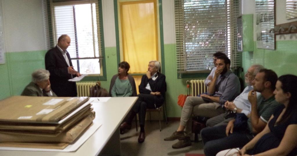 """Concorso di idee """"Nuova Turk"""": presentati 15 progetti a Italia Nostra Pinerolo"""