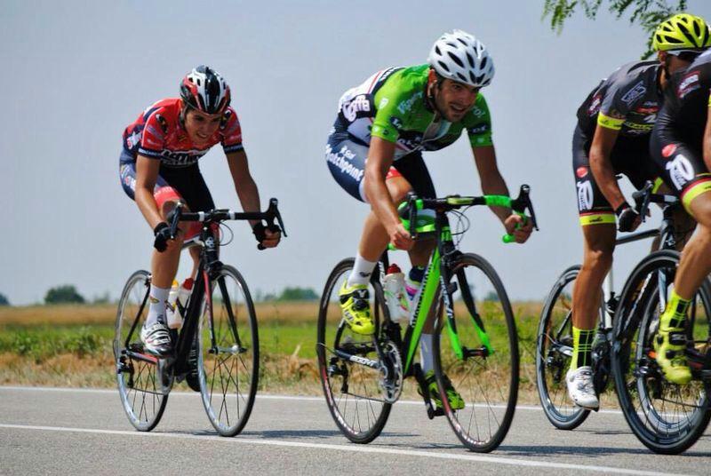 Ciclismo, Mosca 5° ai campionati italiani Under 23. Nono Marengo
