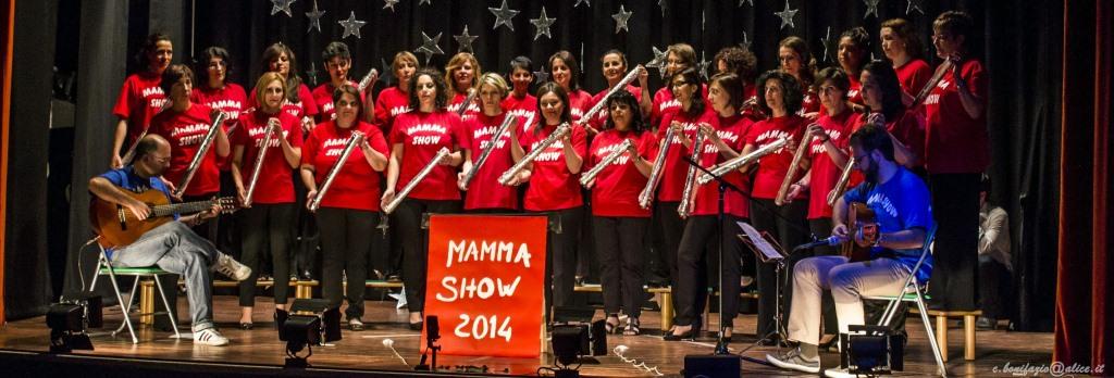 [photogallery] None. XIII edizione del Mamma Show