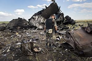Bollettino di guerra  dall'est dell'Ucraina: città fantasma