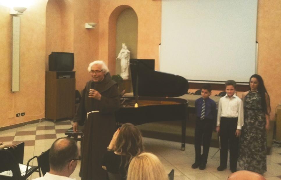 A Gerusalemme la pace inizia dalla musica