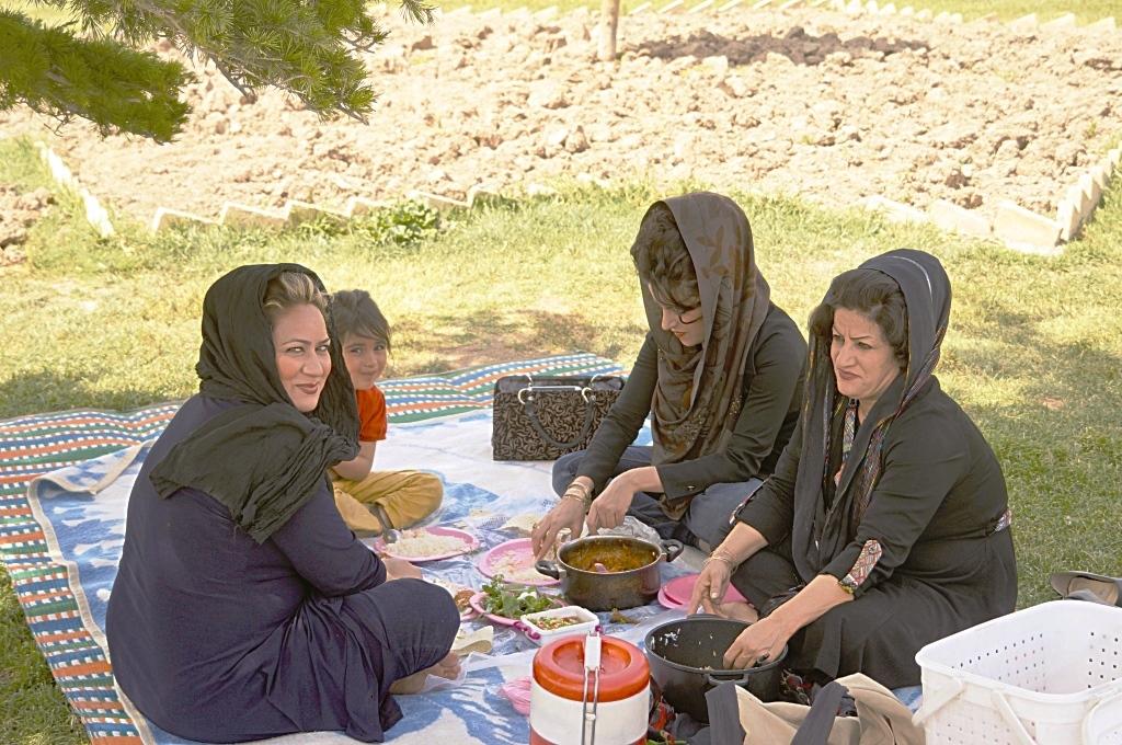 Iran, la libertà velata