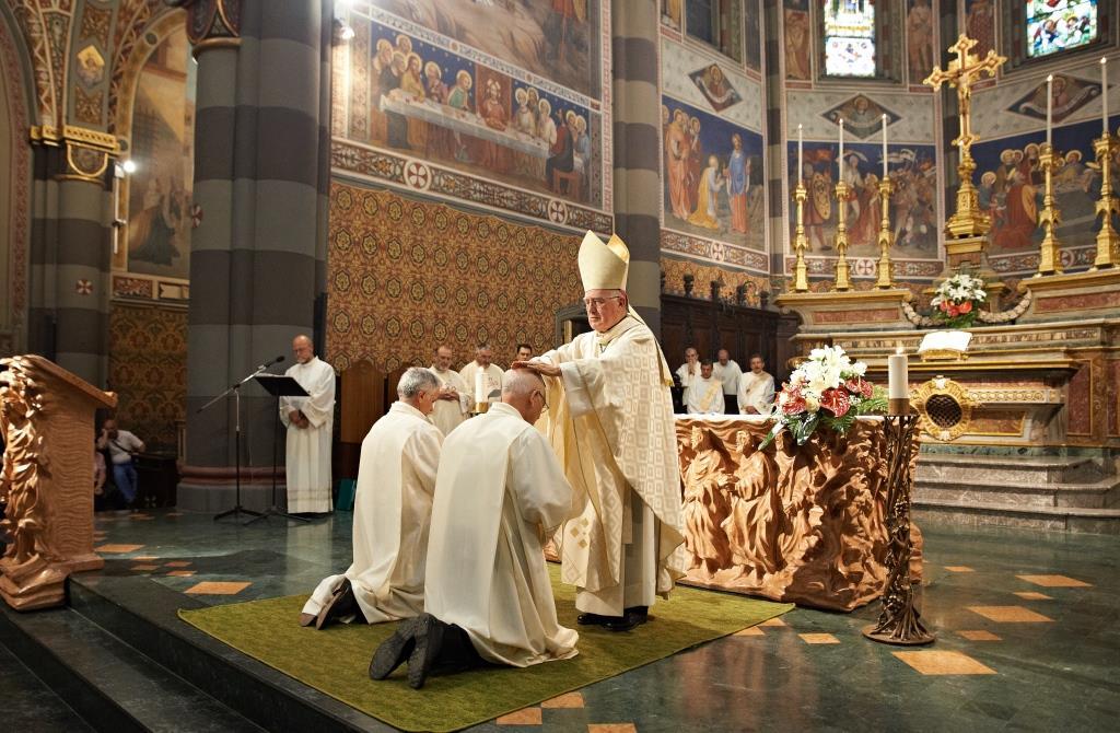 Due nuovi diaconi per la diocesi di Pinerolo