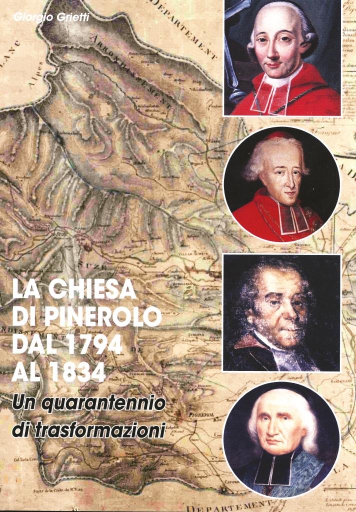 Da D'Orliè a Rey, 40 anni di storia delle chiesa pinerolese