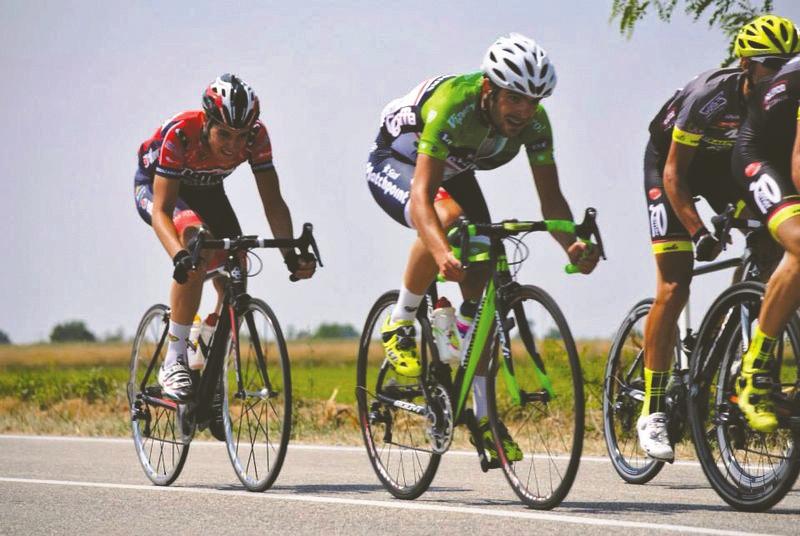 Il ciclismo pinerolese è vivio
