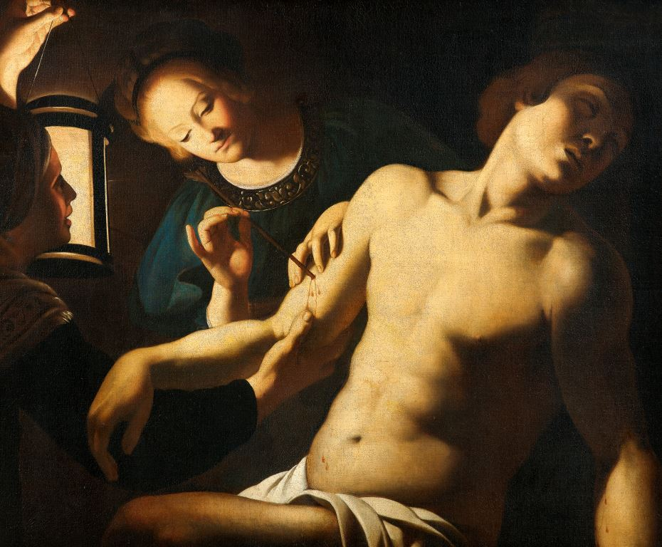 """Presentata a Miradolo la mostra su San Sebastiano. Ma i """"grandi nomi"""" restano segreti"""
