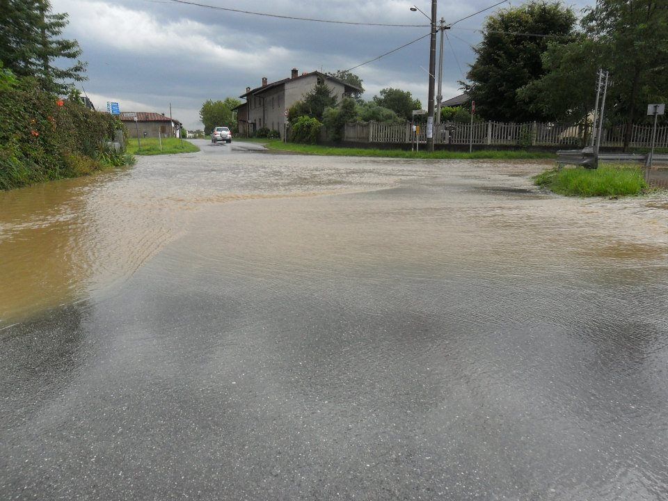 Allarme maltempo in Piemonte: anche domani precipitazioni abbondanti