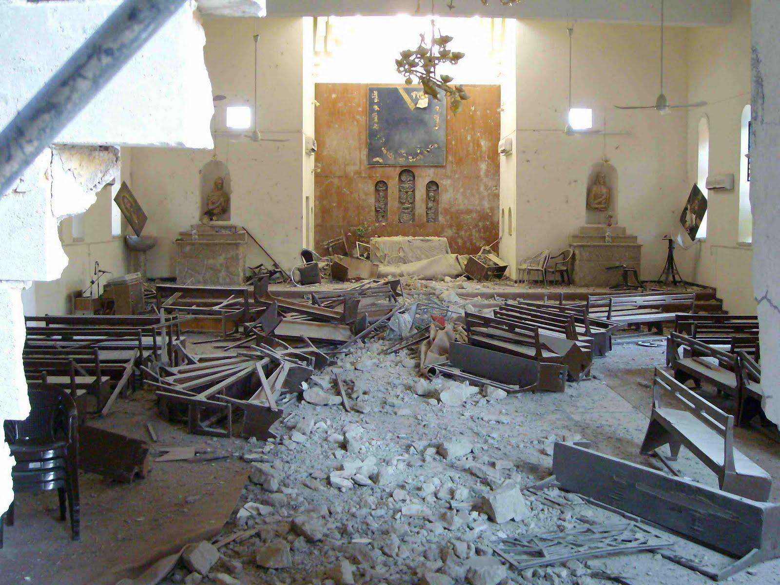 I cristiani di Mosul