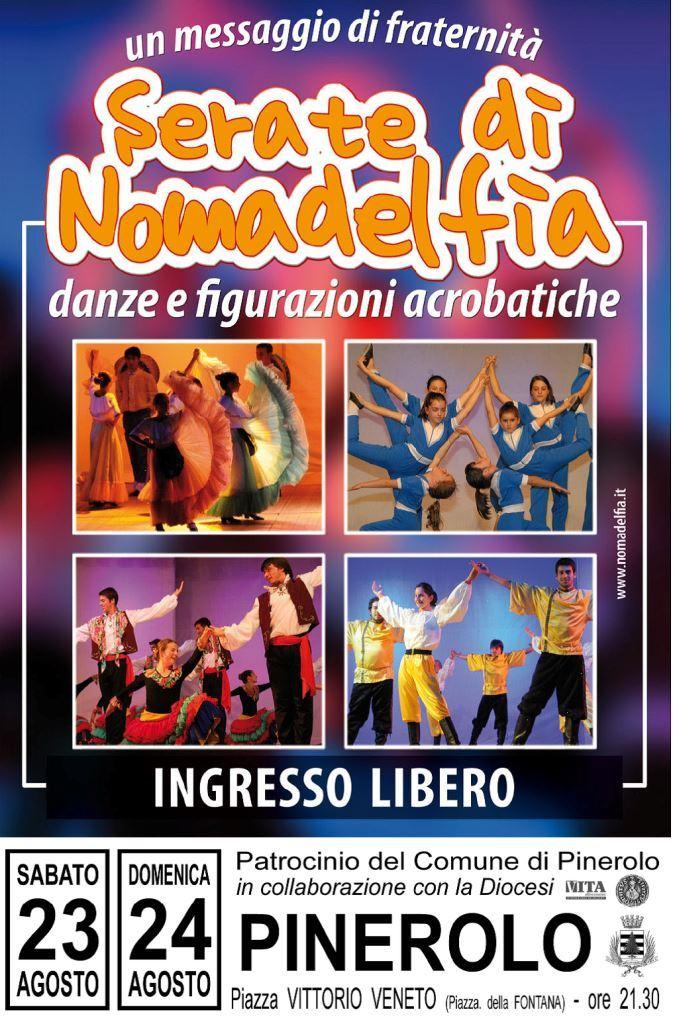 Il 23 il 24 agosto a Pinerolo va in scena lo spettacolo della comunità di Nomadelfia