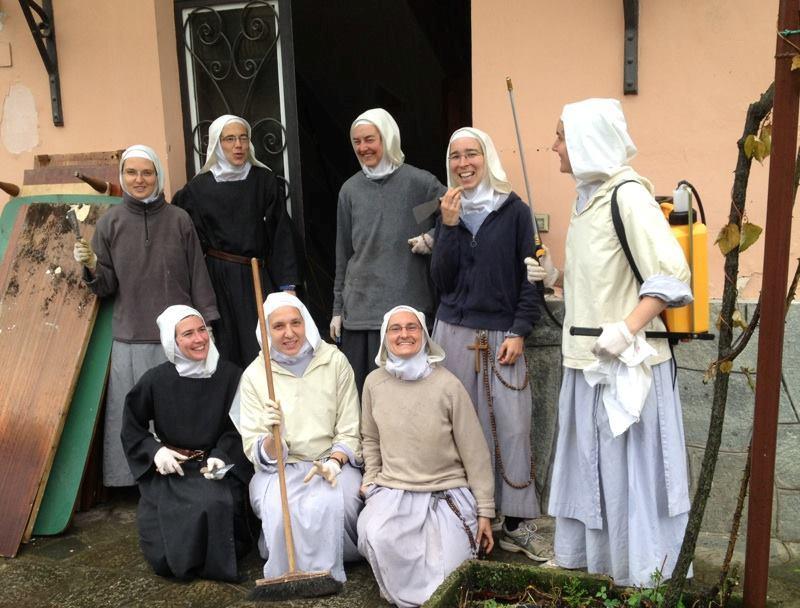 Luserna. Un gruppo di giovani monache potrebbe stabilirsi nella casa di Pralafera