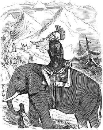 Annibale e gli elefanti che fecero l'impresa
