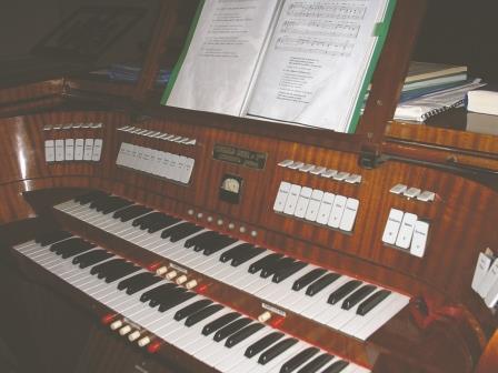 Pinerolo. Concerto d'organo alla Parrocchia Nostra Signora di Fatima