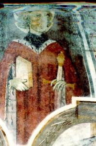 Vigone. Cappella San Bernard