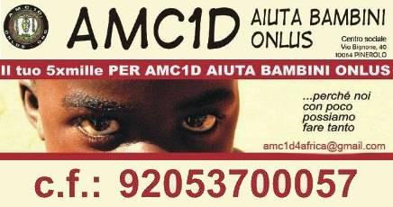 Da Pinerolo al Benin: un aiuto per i bambini