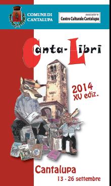 Canta- Libri 2014: il programma