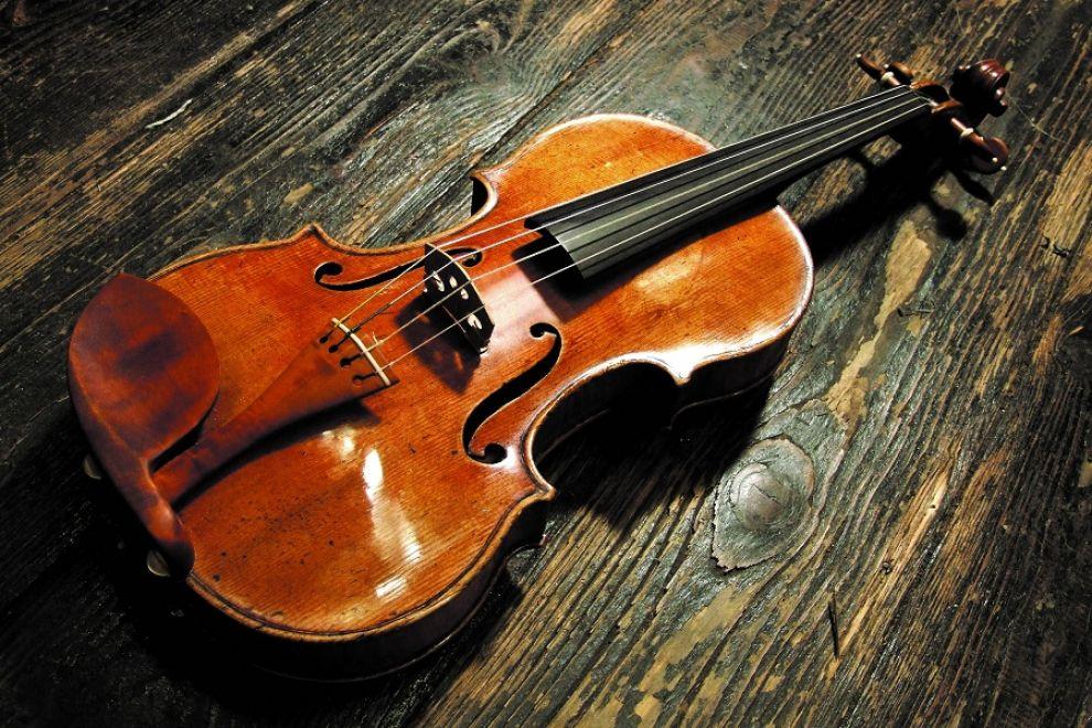Il violinista Marco Casazza a Frossasco