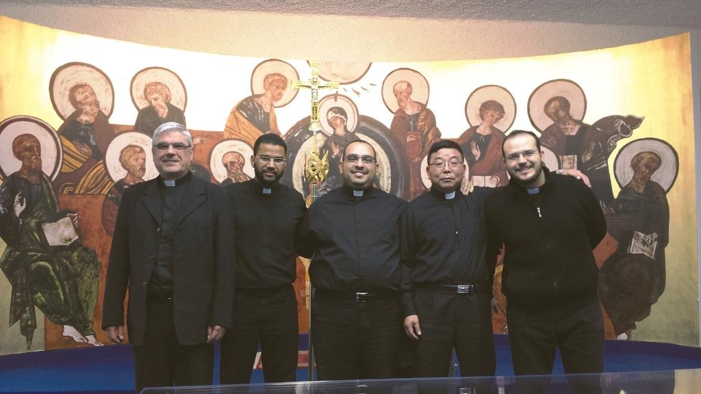 Cinque nuovi diaconi per la diocesi