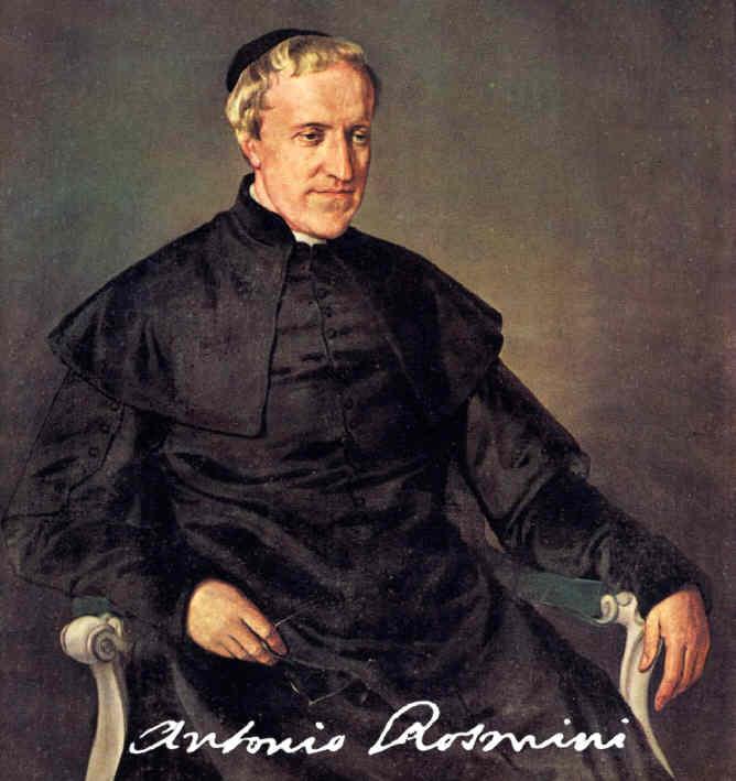 """Giuseppe Fiacchetti, rosminiano """"disobbediente"""""""