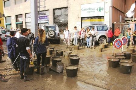 Presentate le nuove mappe del rischio alluvioni in Piemonte