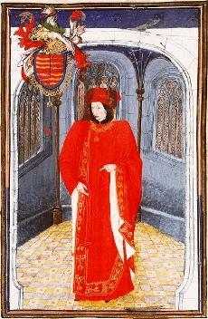 Antoine de Toulongeon: il conte gentiluomo