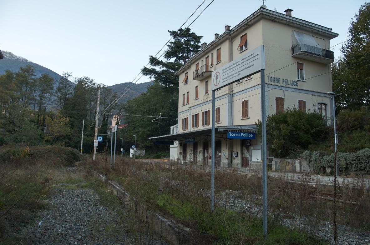 Continua la lotta per il treno in Val Pellice