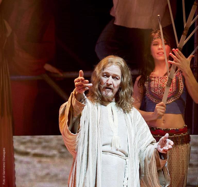 """Torino. Jesus Christ Superstar al Colosseo con il Gesù """"originale"""""""