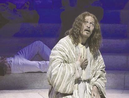 Jesus Christ Superstar accende il teatro Colosseo