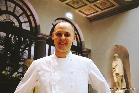 Michele Griglio: dalla pasticceria di Perosa alla stella Michelin