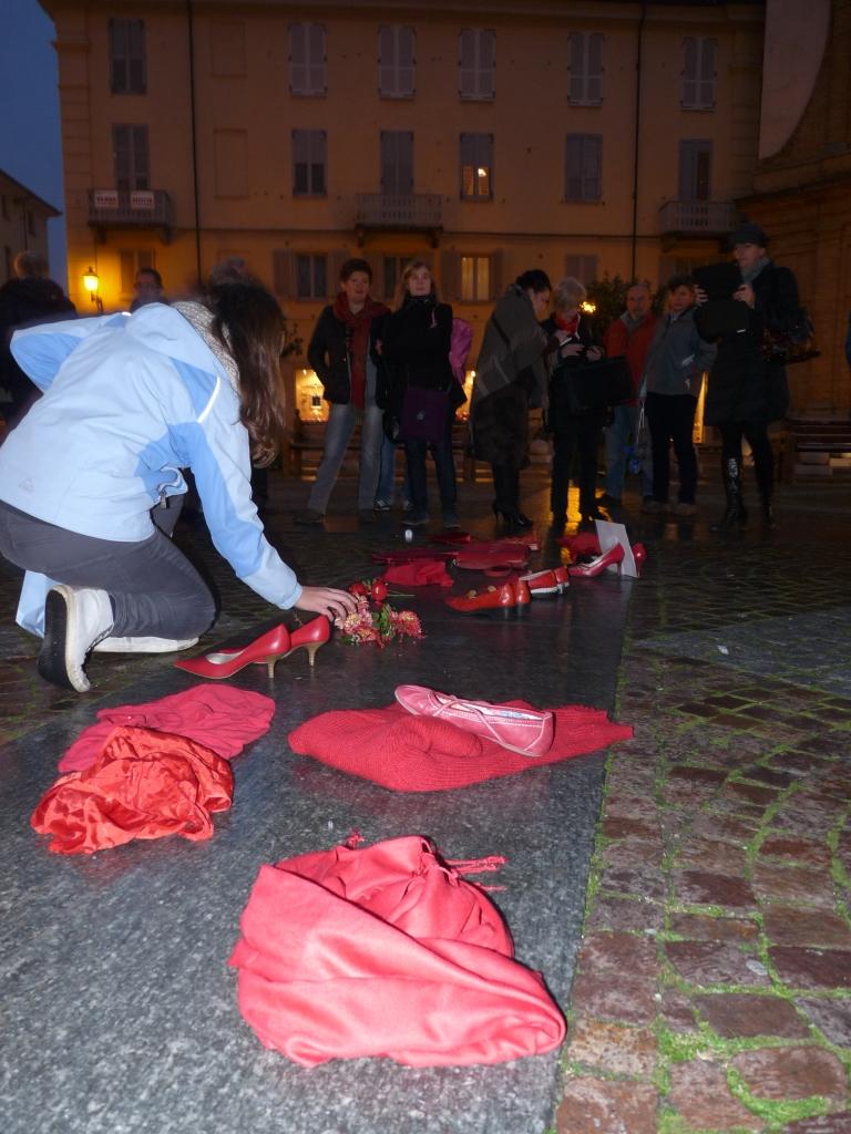 [ photogallery ] Giornata contro la violenza sulle donne