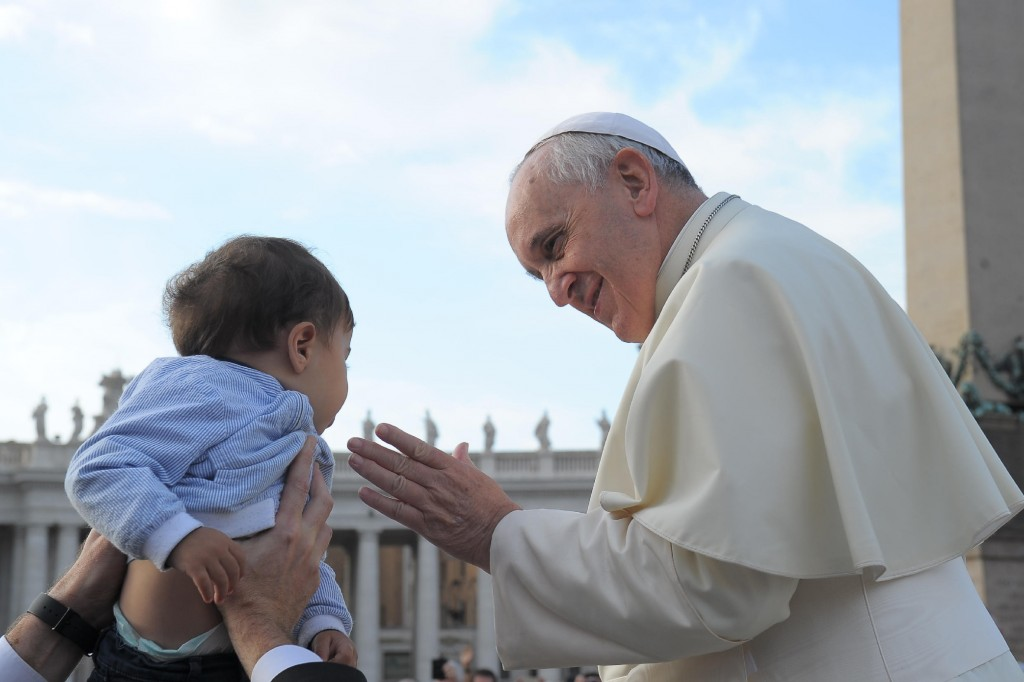 Vaticano, 22 ottobre udienza generale di Papa Francesco