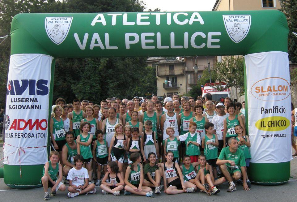 Calendario 2015 delle corse podistiche del Pinerolese e della valle Infernotto