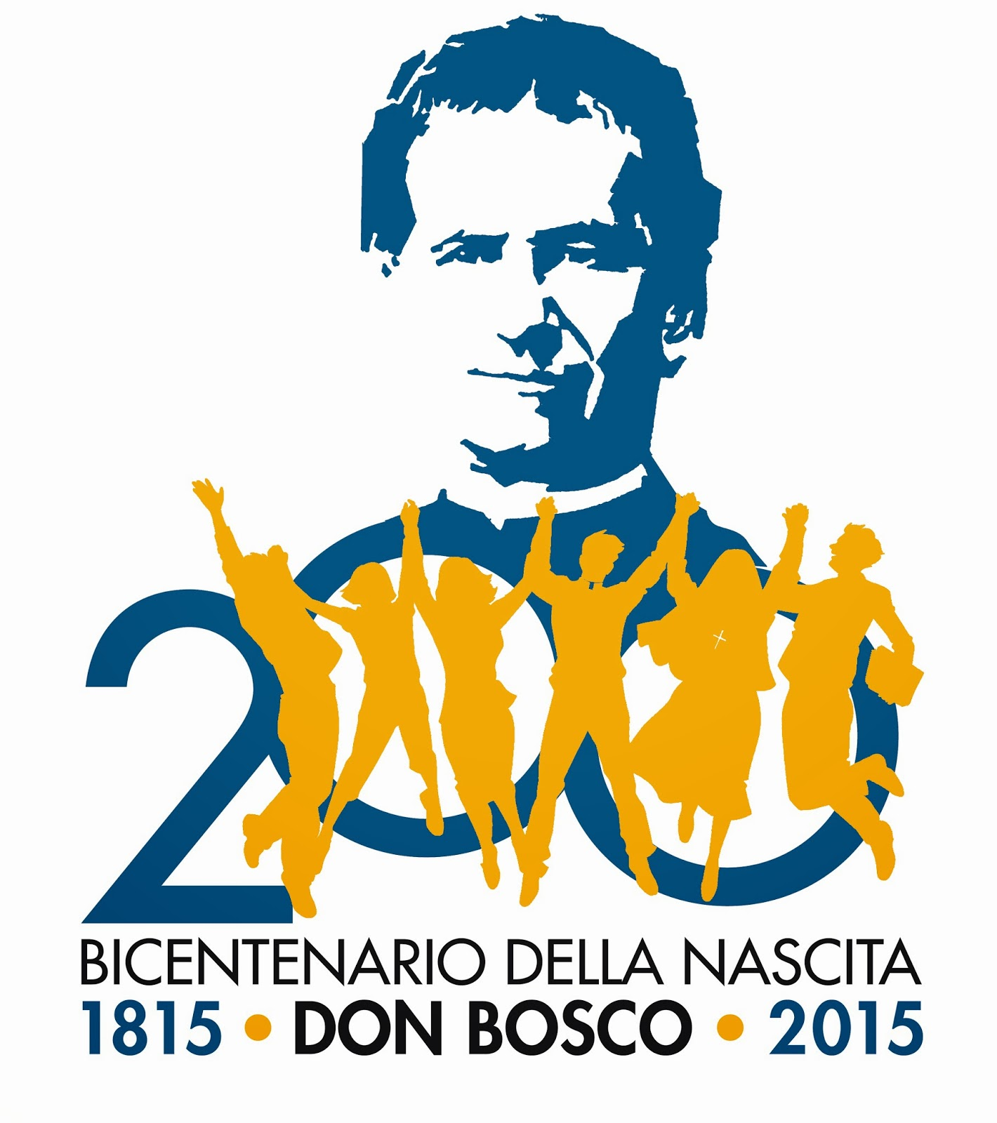 logo bicentenario don Bosco