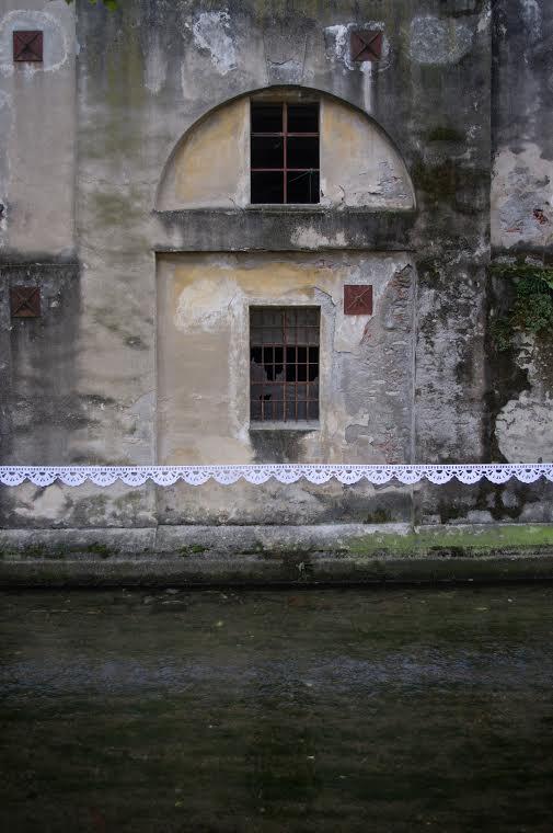 """Un """"pizzo"""" di storia sull'ex merlettificio Turk di Pinerolo"""