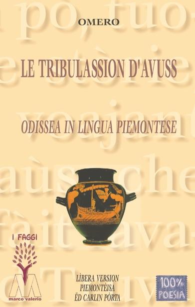 A Cantalupa la presentazione dell'Odissea in piemontese