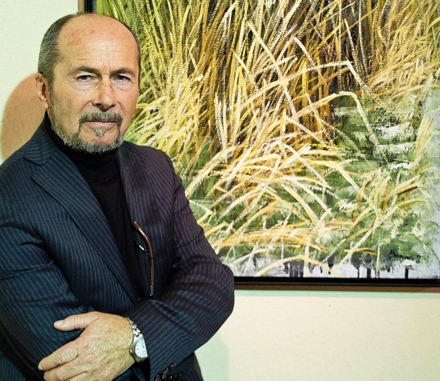 """Pinerolo. In mostra alla galleria Losano le """"Nature vive"""" di Ivo Bonino"""