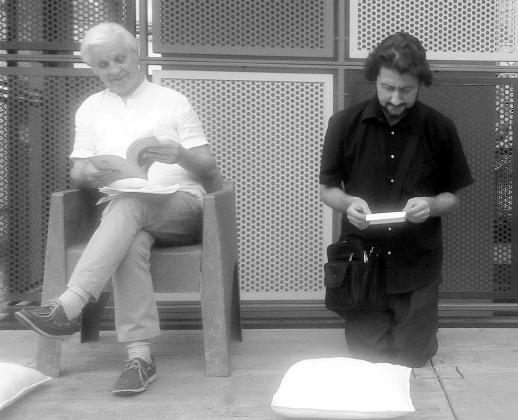 Torino. Letture poetiche al Bart Cafè