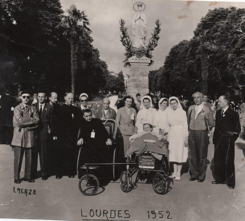80 anni di pellegrinaggi con l'UNITALSI