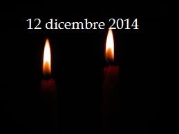 Cammino d'Avvento – 11 dicembre: Vieni, Signore, tu eterno nel tempo!