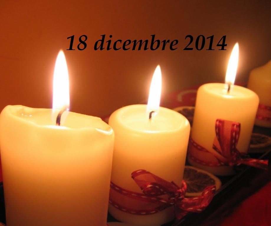 Cammino d'Avvento – 18 dicembre: Vieni, o Signore del mondo!